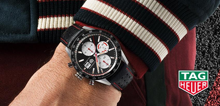 Uhrenlexikon TAG Heuer Retrogerade Juwelier Kröpfl in Eisenstadt, Mattersburg & Oberwart