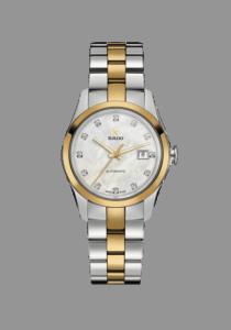 Rado Hyperchrome, R32088902, Edelstahl, silber, gold