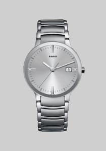 Rado Centrix, R30927103, Edelstahl, silber