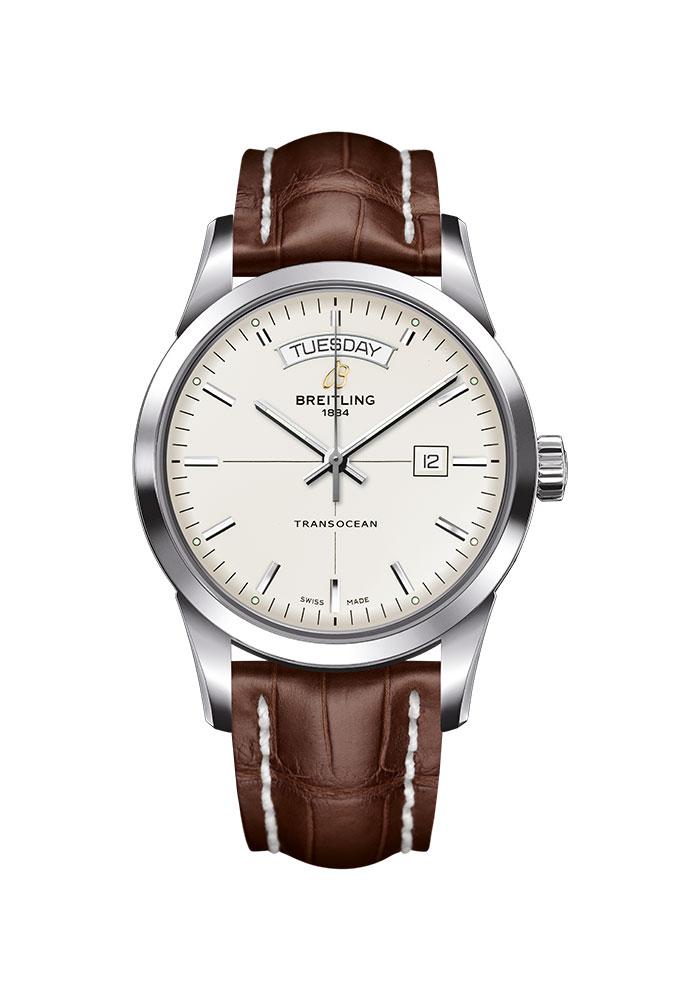 Breitling Transocean Uhren bei Juwelier Kröpfl in Eisenstadt, Mattersburg & Oberwart