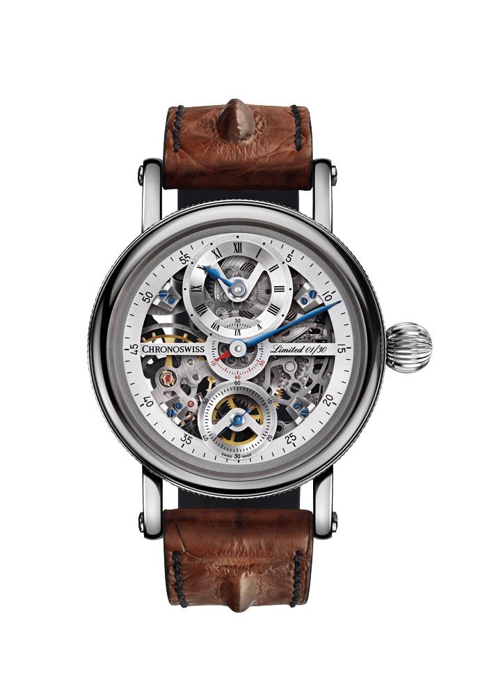 Chronoswiss Uhren bei Juwelier Kröpfl in Eisenstadt, Mattersburg & Oberwart