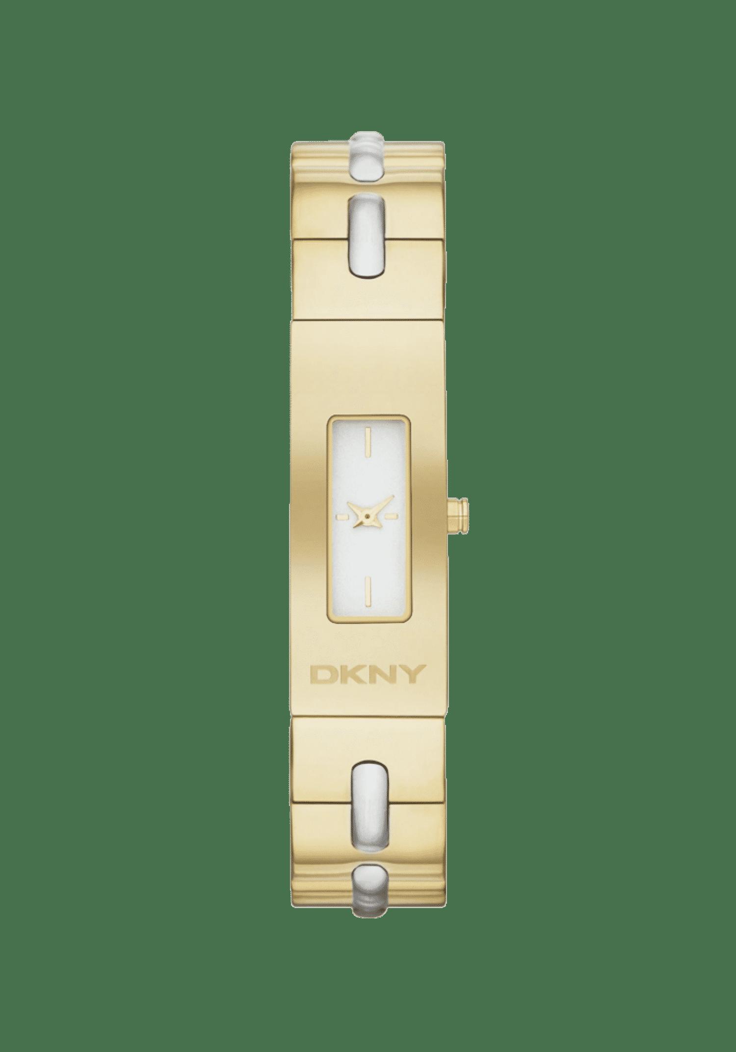 DKNY Damenuhr, NY2140, Edelstahl, gold