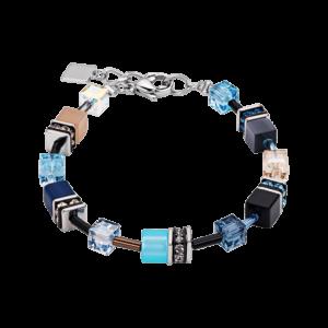 Coeur de Lion Armband Geo Cube 2838/30-0710 bei Juwelier Kröpfl