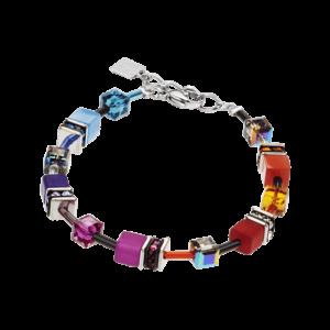 Coeur de Lion Armband Geo Cube 2838/30-1520 bei Juwelier Kröpfl