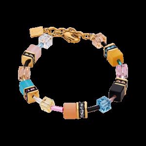 Coeur de Lion Armband Geo Cube 2838/30-1549 bei Juwelier Kröpfl
