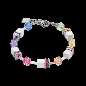 Coeur de Lion Armband Geo Cube 2838/30-1552 bei Juwelier Kröpfl