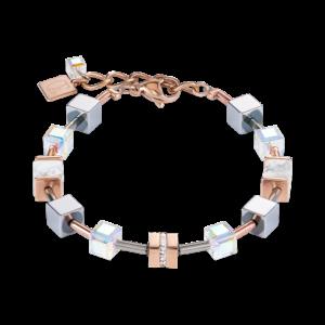 Coeur de Lion GeoCUBE® Armband GeoCUBE® 4965301632 bei Juwelier Kröpfl
