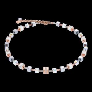 Coeur de Lion GeoCUBE® Halskette GeoCUBE® 4965101632 bei Juwelier Kröpfl